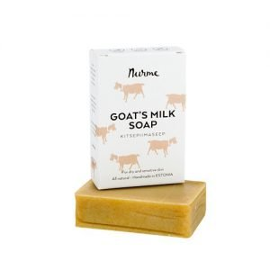 Nurme Purest Beauty Soap Bar Goat s Milk - 100 G