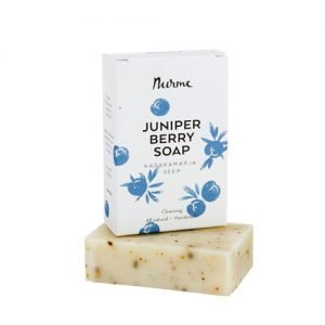 Nurme Purest Beauty Soap Bar Juniper Berry - 100 G
