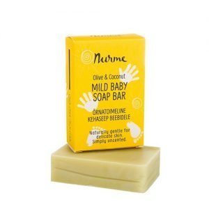 Nurme Purest Beauty Soap Bar Mild Baby - 100 G