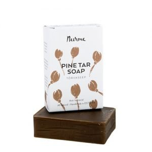 Nurme Purest Beauty Soap Bar Pine Tar - 100 G