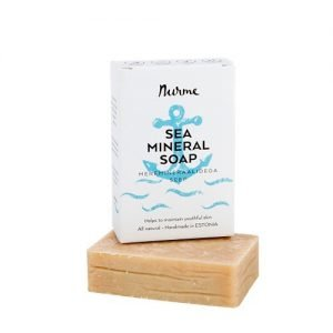 Nurme Purest Beauty Soap Bar Sea Mineral - 100 G