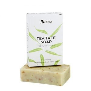 Nurme Purest Beauty Soap Bar Tea Tree - 100 G