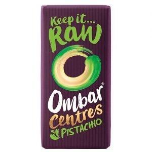 Ombar Pistacie Raw Chokolade Ø - 35 G