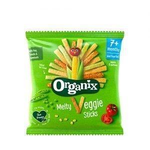 Organix Veggie Sticks Ø - 15 G