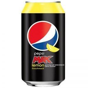 Pepsi Max Lemon - 50% rabatt