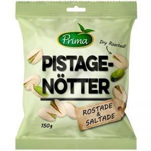 Pistagenötter Rostade & Saltade 150g - 37% rabatt