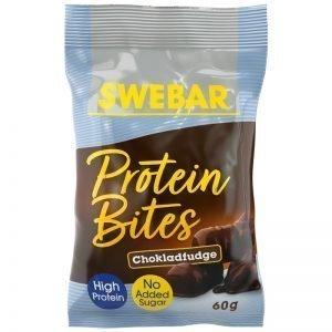 Protein Bites Chokladfudge - 29% rabatt