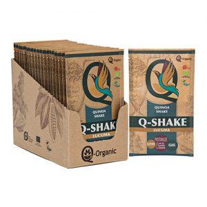 Q-Organic Q-shake Quinoa Lucuma Ø - 15 G