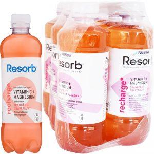 Recharge vätskeersättning Tranbär & Grapefrukt 6-pack - 67% rabatt
