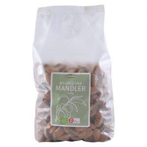 Spis Økologisk Mandlar Spanska Eko - 1 Kg