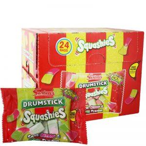 Squashies Körsbär & äpple 24-pack - 50% rabatt