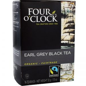 Te Earl Grey, Eko Fairtrade 16p - 38% rabatt