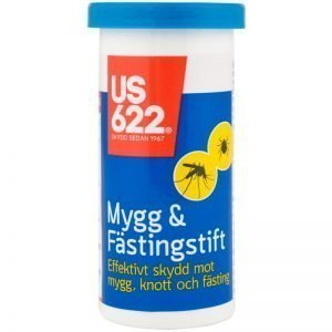 US 622 Mygg & Fästingstift 23 g - 43% rabatt