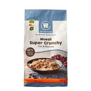Urtekram Mysli super crunch Ø - 450 G