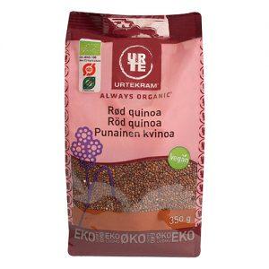 Urtekram Quinoa rød Ø - 350 G