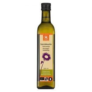 Urtekram Solsikkeolie Italien Ø - 500 ml