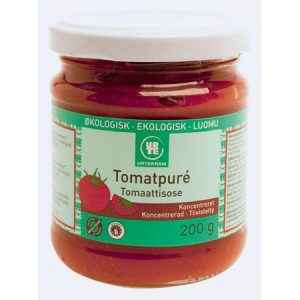 Urtekram Tomatpuré koncenteret Ø - 200 G