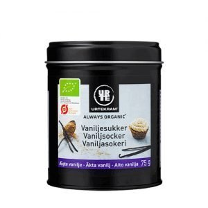 Urtekram Vaniljesukker Ø - 75 G