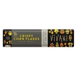 Vivani Crispy Corn Flakes Bar Ø - 35 G