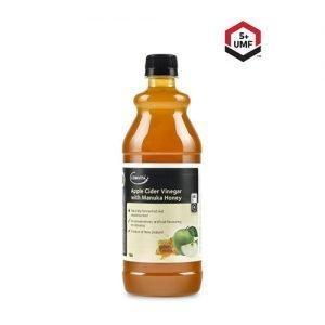 Comvita Æblecidereddike M. Manuka Honning Raw Og Ufiltreret - 750 ml
