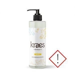KRAES Handsprit 70% Alkohol - 150 ml