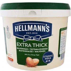 Majonnäs 5kg - 45% rabatt
