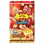 Mikropopcorn Extra Butter 100 gram