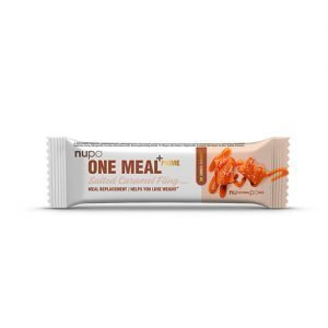 Nupo One Meal + Prime Bar - Salted Caramel - 64 G