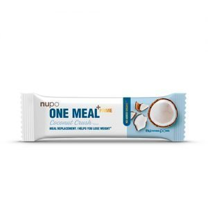 Nupo One Meal +prime Bar - Coconut Crush - 64 G