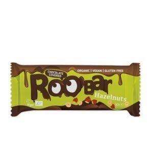 Roo bar Choko Hasselnødde Ø Roobar - 30 G