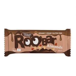 Roo bar Choko Mandel Ø Roobar - 30 G