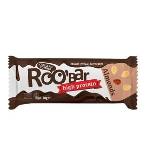 Roo bar Choko Mandel Protein Ø Roobar - 40 G