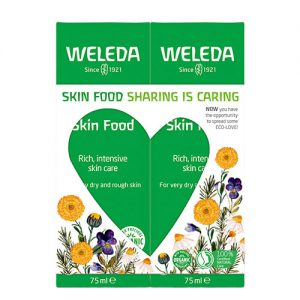 Weleda Gaveæske Skin Food Duo Pakke 2x75 Ml. Skin Food - 1 Förp