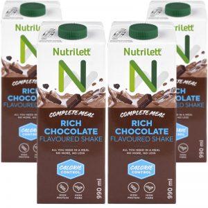 12 portioner Måltidsersättning Choklad - 67% rabatt