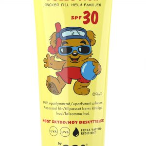 Bamse Sollotion SPF 30, 250 ml