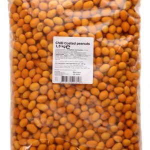 Chilinötter 1.5kg - 30% rabatt