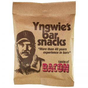 Chips Bacon - 46% rabatt