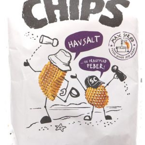 Chips Salt & Peppar - 56% rabatt