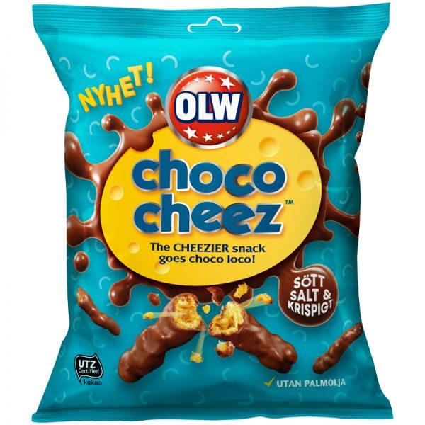 Choco Cheez - 17% rabatt