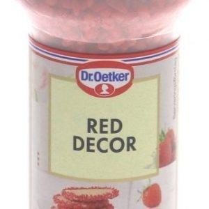 Dekoration Röd - 33% rabatt