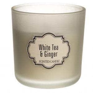 Doftljus Vitt te och Ingefära