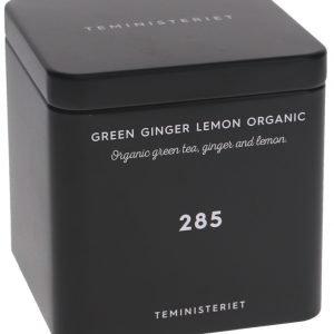 Eko Grönt Te, Ingefära & Citron - 62% rabatt