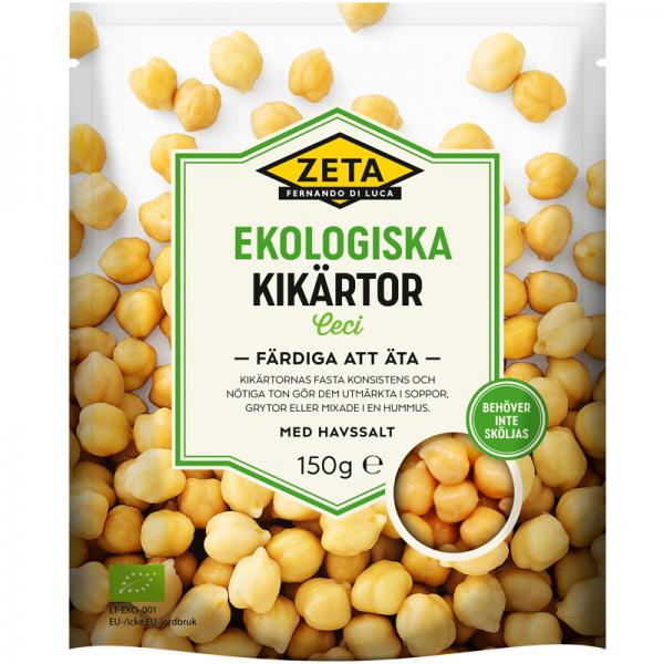 Eko Kikärtor - 50% rabatt