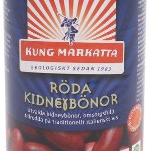 Eko Röda Kidneybönor - 8% rabatt