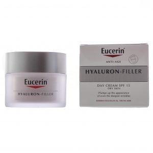 Eucerin Hyaluron Filler Day Dry Skin - 15 SPF - 50 ml