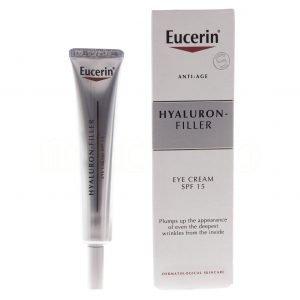 Eucerin Hyaluron Filler Eye - 15 SPF - 15 ml