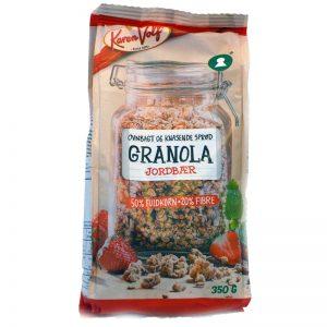 Granola Jordgubbar - 71% rabatt