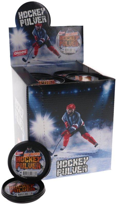 Hockeypulver Hot Pepper 60-pack - 70% rabatt
