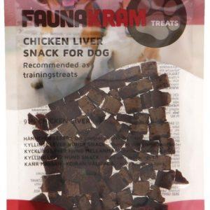 Hundgodis Kycklinglever - 25% rabatt
