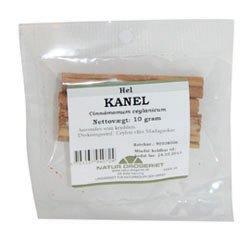 Natur Drogeriet Kanel Hel - 15 G